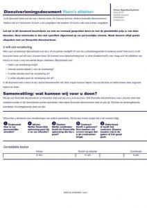 Groen-Hypotheek-Advies_DienstVerleningsDocument_Risico_2019_Pagina_1